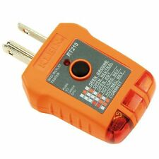 Klein Tool 120V GFCI Receptacle Tester 23559