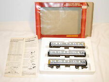 HORNBY HO BR 3 CAR DIESEL MULTIPLE UNIT PACK #R698, OB