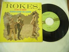 "THE ROKES""ECCOLA DI NUOVO-disco 45 giri ARC It1967"" BEAT IT/"
