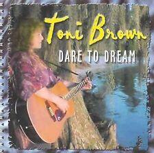 BROWN,TONI-DARE TO DREAM CD NEW