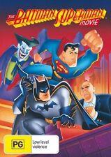The Batman Superman Movie (DVD, 2006)