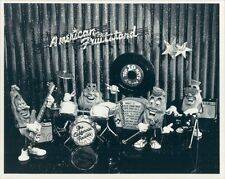 The California Raisins Sold Out TV Perform American Fruitstand Press Photo