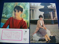 1960s Millie Perkins Japan VINTAGE 12 Clippings ENSIGN PULVER