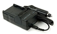 Battery + Charger for CGA-DU14 DU07 Panasonic VDRD210 VDR-D220 VDR-D230 NV-GS120