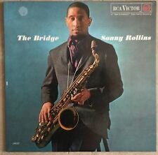 Sonny Rollins-The Bridge Lp NM Italian Issue 1962