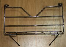 CLASSIC FIAT 500 D F L R LUGGAGE RACK QUALITY POLISHED CHROME BRAND NEW