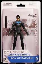 """2014 DC DIRECT ANIMATED SON OF BATMAN MOVIE NIGHTWING 6"""" ACTION FIGURE MOC NEW"""