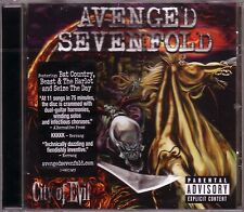 CD (NEU!) AVENGED SEVENFOLD - City of Evil (Bat Country Beast & the Harlot mkmbh