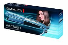 Remington S7200 Wet 2 Straight Hair Straightener 230C Ceramic Straightner NEW
