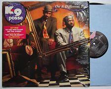 K-9 Posse On A Different Tip USA 1991 LP Hip Hop