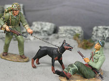 """US Marines at Iwo Jima """"Always Faithful"""" 1/30 scale"""
