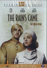THE RAINS CAME(1939) / Myrna Loy, Tyrone Power / New DVD