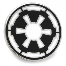 Star Wars Imperial Empire Lapel Pin NIB Free Ship