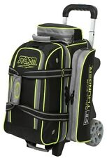 Storm Rolling Thunder Black/Grey/Lime 2 Ball Roller Bowling Bag