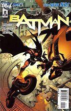 Snyder & Capullo NEW DC 52 BATMAN #2! 1st Print! HOT!