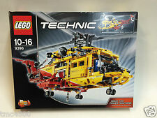New Sealed LEGO Technic 9396: Rescue Helicopter