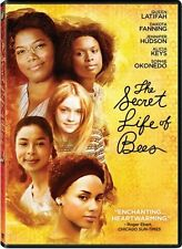 The Secret Life of Bees  DVD Dakota Fanning, Jennifer Hudson, Queen Latifah, Ali