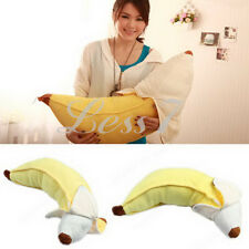 Fashionable Banana Design Stuffed Plush Soft Toy Hold Pillow Bolster Good