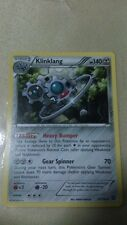 Klinklang Pokemon Card RARE [STEAM SIEGE]