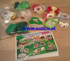 Asterix Toys 2004, compl. set incl. all Bpz