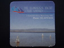 THE ILLAWARRA YACHT CLUB LIMITED 1 NORTHCLIFFE DRV WARRAWONG 02 42746622 COASTER