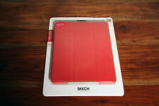 Sketch Fabric Flipper for iPad Air 5th Generation in Red BRAND NEW!!!