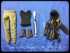 BARBIE HUNGER GAMES KATNISS EVERGREEN OUTFIT NEW