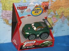 DISNEY PIXAR CARS 2  FISHER PRICE NIGEL GEARSLEY SHAKE N GO **BRAND NEW & RARE**