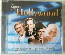 THE GOLDEN AGE OF HOLLYWOOD (CD Neuf emballé)