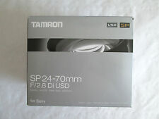 Tamron SP 2,8/24-70 Di USD Sony Model: A007S