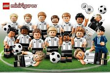 LEGO 71014 DFB Series Complete Set of 16 Germany Football Team Die Mannschaft
