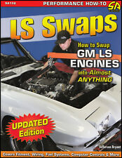 How to Swap GM LS Engines into 1964-1972 442 GS GTO LeMans Skylark Chevelle