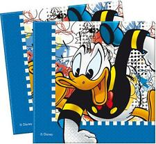 Donald & Daisy Duck Party - Donald Mania Party Paper Lunch Napkins x 20