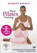 BARBARA BECKER - MEIN PILATES TRAINING  DVD NEU