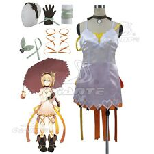 Tales of Zestiria the X Edna Cosplay Costume Full Set Customized