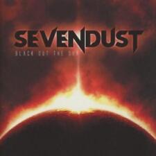 Sevendust    black out the sun   CD   2013