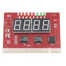 New Hot Sale 27g 4-Digit PC Mainboard POST Diagnostic Analyzer Test Card LW SZUS