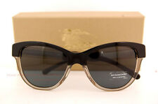 Brand New Burberry Sunglasses BE 4206 3558/87 Black/Gray For Women