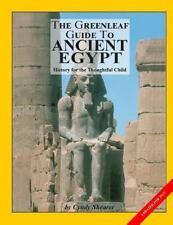 The Greenleaf Guide to Ancient Egypt (Greenleaf Guides) by Shearer, Cyndy, Good