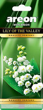 mon Areon Car Air Freshener Lily Of The Valley