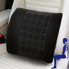 Car, Home, Office, Medical Back Waist Support Lumbar Seat Chair Pillow Cushion