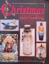 VINTAGE CHRISTMAS ID VALUE GUIDE COLLECTOR'S BOOK Ornaments Decorations Lights+