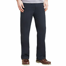 Marks & Spencer Mens Blue Harbour New Cotton Chinos M&S Active Waist Trousers