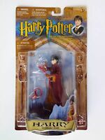 Quidditch Team Harry Potter FIGURE with Golden Snitch &Nimbus 2000 FINGER BROOM