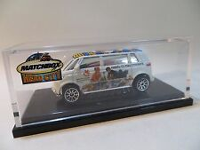 MATCHBOX '2004 GERMAN TOY FAIR'. VW/VOLKSWAGEN MICROBUS/TRANSPORTER'. MIB. RARE