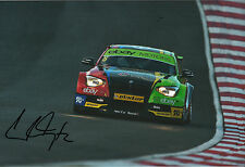 Colin Turkington Hand Signed Ebay Motors BMW 12x8 Photo 3.