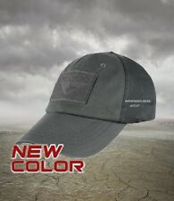 Condor Contractor Mesh Military Tactical Ball Cap Graphite Grey Gray