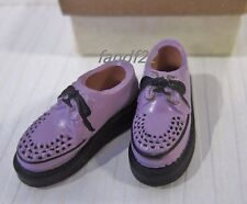 *NEW* MMK Sekiguchi Momoko Doll Brothel Creepers Shoes (Purple)
