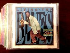 Living The Blues Collection (13 CD's - 260 Tracks) Time Life - New -Sealed- Rare