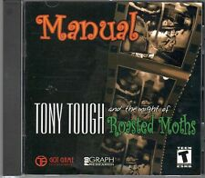 TONY TOUGH AND THE NIGHT OF ROASTED MOTHS PC Game Adventure